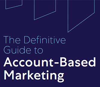 Blog CTA New Definitive Guide to Account-Based Marketing